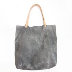 Grey Tote | Evens