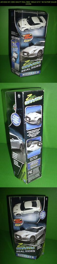 AIR HOGS R/C ZERO GRAVITY REAL RIDES *NISSAN GT-R * BN FACTORY SEALED 8-10YRS #kit #air #products #shopping #plans #gravity #drone #tech #technology #gadgets #fpv #zero #racing #camera #hogs #parts
