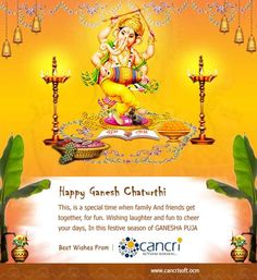 Cancri Web | Happy Ganesh Chaturthi