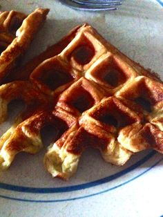 Confessions from a Food Addict: Ideal Protein Vanilla Pudding Waffles