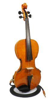 electric violin, Meisterwerkstatt für Geigenbau J. Kober