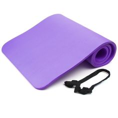 Ropa, Calzado Y Complementos Devoted 6mm Tpe Non-slip Yoga Mats For Fitness Tasteless Brand Pilates Mat 8 Color Gym Exercise Sport Mats Pads With Yoga Bag 183x61cm