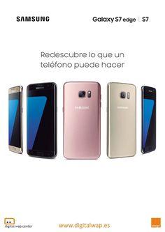 Adelanta tus compras navideñas y llévate el Samsung Galaxy S7 edge / S7 disponibles en nuestras tiendas Orange #FelizViernes