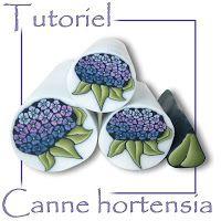 Fimo Cristalline, tuto et bijoux en polymère: Tuto / cannes figuratives