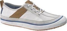 6620a98e7c4 Sebago Wanderer Light Gray   White on Sale. Glen Johnson · Running Shoes