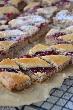 Sable Cookies, Biscotti Cookies, Kinds Of Cookies, Christmas Sweets, Sweet Bread, Winter Food, Dessert Bars, Afternoon Tea, Love Food