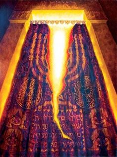 coloring pages Sunday School the Tabernacle veil was torn - - Yahoo Image Search Results Tabernacle Of Moses, Arte Judaica, Bible Pictures, Jesus Pictures, Prophetic Art, Church Banners, Biblical Art, Bible Stories, Bible Art