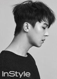 Mino | InStyle Korea June Issue '16