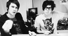 Dan Howell and Phil Lester!!!
