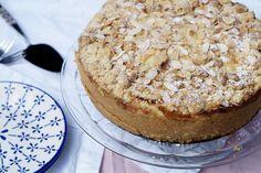 Apfel-Schmand-Streusel-Kuchen - fraustillerbackt - leckere Sachen, die glücklich machen