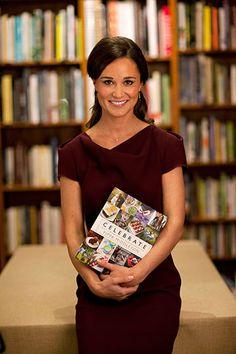 Pippa Middleton Celebrates Book Launch - Who Magazine - Yahoo!7 Lifestyle