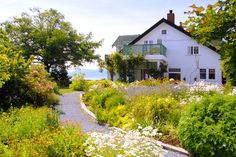 Vancouver Island, Sooke House | The Gardens