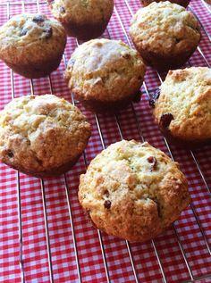 Cranberry orange muffins- these are SO DELISH!