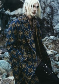 Dries Van Noten fall 2013 | Hero Magazine #9.