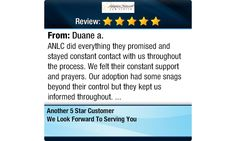 ANLC did everything they promised and stayed constant contact with us throughout the...