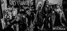 """Cresta Metálica Producciones » """"DUST IN THE LINE"""" primer single de la banda Disturbing Behavior"""