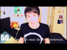 60 Reasons To Love Dan Howell (danisnotonfire)  I agree with all of those reasons. This is such a sweet video and it kind of sums up how awesome Dan is. Thankyou, Becca Sharp, this is  wonderful work and it made my day! :D