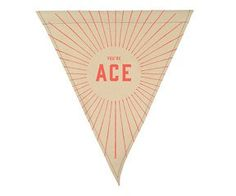Your Ace Wall Flag
