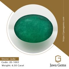 Jade JD 1003 #Jade ₨ 1,950 For more details whatsapp on 03159477284 Free Delivery all over Pakistan A protective stone, Jade keeps the wearer from harm and brings harmony. Jade attracts good luck and friendship. It stabilizes the personality and promotes self-sufficiency. Soothes the mind, releasing negative thoughts. #JawaGems #Jawa #Jade #JadeRing #Jadebracelet #Jadenecklace #Jadependent #Jadeearring #Stone #JadeStone #Diamond #Zamurd #Neelum #Yakooot #BlueSapphire #Luckystone #gemstone Jade Earrings, Jade Bracelet, Jade Necklace, Dreams Resorts, Lucky Stone, Astrology Compatibility, Jade Ring, Jade Stone, Negative Thoughts