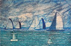 Online gallery for Norfolk artist and print maker Laurie Rudling. Original Aquatint Etchings and Collagraphs available to buy online Collagraph Printmaking, Online Gallery, State Art, Painting Inspiration, Sailing, Etchings, Ocean, The Originals, Artwork
