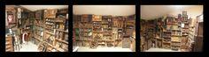 Cabinet de curiosités, Jean Duhurt