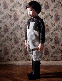 Little Creative Factory, Chic Kids' Fashion for Winter - Petit & Small