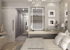 Home Decoration With Curtains Luxury Bedroom Design, Bedroom Closet Design, Home Room Design, Girl Bedroom Designs, Home Interior Design, Home Decor Furniture, Home Decor Bedroom, Home Living Room, Appartement Design