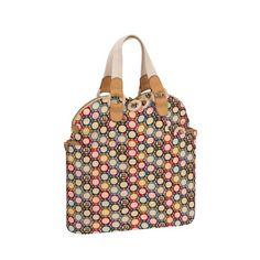 JulieApple Officemate shoulder or cross-body handbag in Confetti $98
