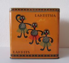Hangon lakritsia Finland, Places To Go, Retro, Kitchen, Vintage, Cooking, Kitchens, Vintage Comics, Retro Illustration