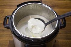 Instant Pot Yogurt Recipe: how to make yogurt