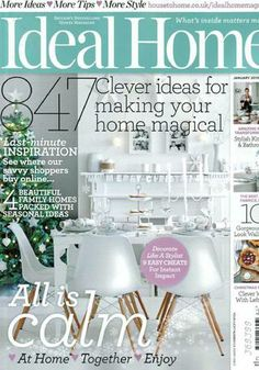 Ideal Home Magazine and Raft