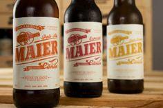Las tres cervezas Maier