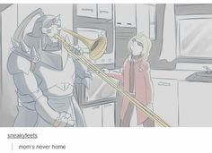FMA << Why have you hurt me in this way...?