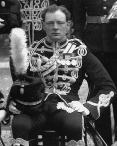 Sir Winston Leonard Spencer-Churchill (30 November 1874 – 24 January 1965) was a British politician, Prime Minister of the United Kingdom (1940 to 1945) and (1951 to 1955). Churchill was an officer in the British Army, a historian, a writer, and an artist. In October 1911, Churchill was appointed First Lord of the Admiralty, and continued to serve into the First World War. After his resignation, Churchill rejoined the British Army, commanding a battalion.