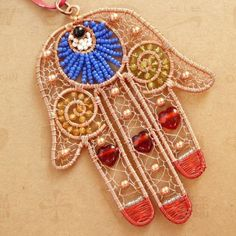 Iconic Wire Work Jewelry by Cleopatra Kerckhof ~ The Beading Gem's Journal