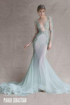 Picture 1 - 50 Unique & Unconventional Wedding Dresses -