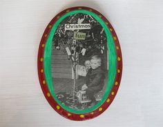 Christmas Fun  Original Mixed Media Art by kellygormanartwork, $15.00