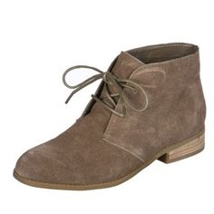 @Overstock - These lace-up Steve Madden 'P-Desmin' chukka boots features a lovely taupe suede design. These leather shoes offer a stylish 1-inch stacked heel and a comfortable, slightly padded footbed.http://www.overstock.com/Clothing-Shoes/Steve-Madden-Womens-P-Desmin-Chukka-Boots/6026948/product.html?CID=214117 $54.99