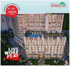 Golden Investment Opportunity #WORKSCAPE  Investment Starts From: 7.55 Lacs Only