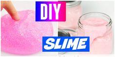 DIY Slime! | No Borax, Liquid Starch, Detergent, or Eye Drops - YouTube
