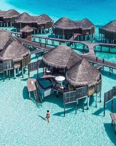 Overwater Bungalow in Maldives. 20 Amazing Hotels In Striking Locations You Must Visit. Overwater Bungalow in Maldives. 20 Amazing Hotels In Striking Locations You Must Visit. Vacation Places, Honeymoon Destinations, Holiday Destinations, Dream Vacations, Vacation Spots, Maldives Honeymoon, Maldives Resort, Visit Maldives, Maldives Travel