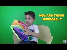Learning Numbers for Toddlers and Preschoolers - YouTube
