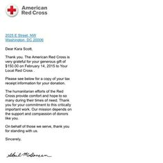 Proof of donation from the Modified Dolls Illinois Chapter to American Red Cross #modifieddolls #IllinoisDolls #supporting #charities #fundraising #donation #americanredcross