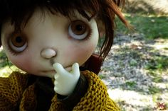 Grim Marbled Dolls | Flickr - Photo Sharing!
