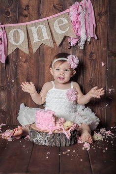 a5750a63eca Ivory tutu dress. 1st Birthday DressesFirst Birthday OutfitsBaby ...
