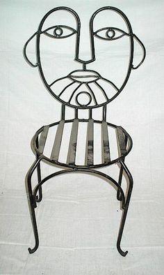Столове - Мебели от ковано желязо - изделия ковано желязо - Пловдив - Фабрика за ковано желязо Хефест