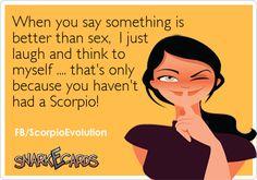 #scorpio #sex #ecard  https://www.facebook.com/ScorpioEvolution