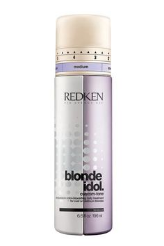 How To Never Be Brassy Again #refinery29 http://www.refinery29.com/correct-brassy-hair-color#slide-0