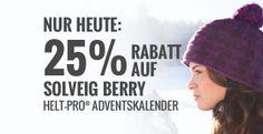 Kopfschutz für Ladys: helt-pro® Solveig Berry