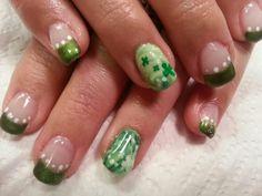 St.patrick nails
